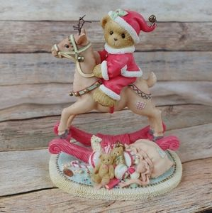 Limited edition Gavin christmas cherished Teddies